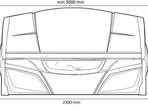 Bed diagram